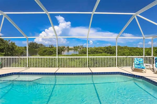 Villa Oyster Creek in Florida