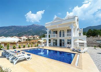Villa Ozlem in Turkey