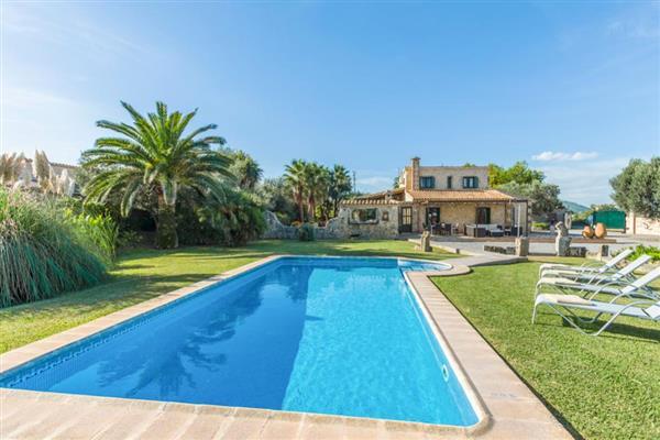 Villa Pablo in Illes Balears