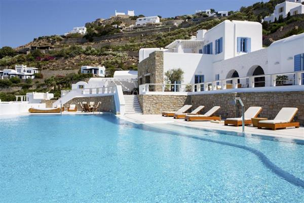 Villa Pacific in Southern Aegean