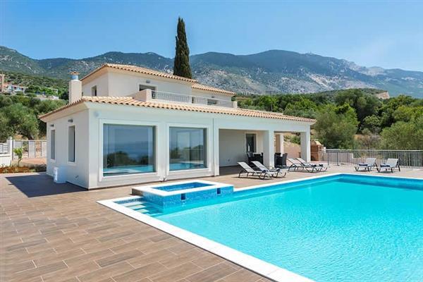 Villa Pagoni from James Villas