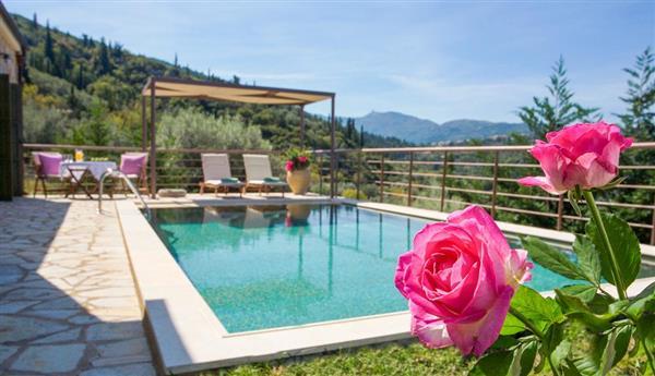 Villa Paionia in Ionian Islands