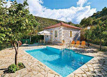 Villa Palataki I in Greece