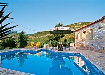 Villa Palataki II in Greece