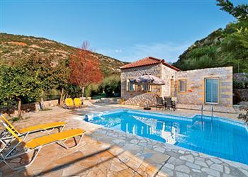 Villa Palataki III in Greece
