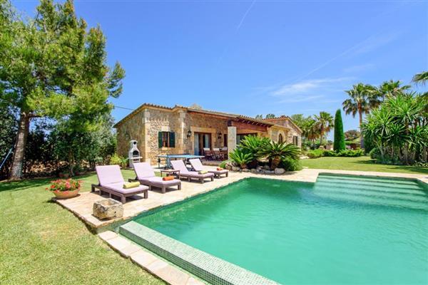 Villa Palba in Illes Balears