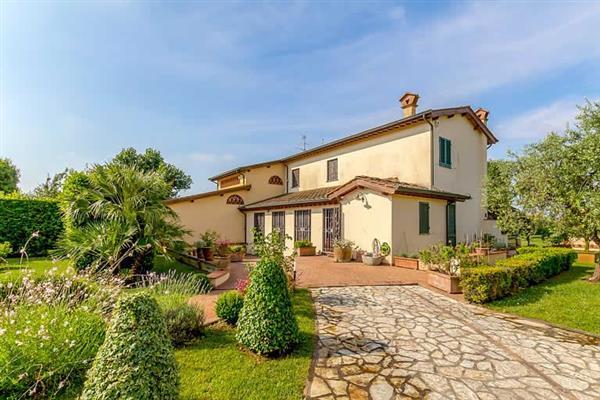Villa Palla in Italy