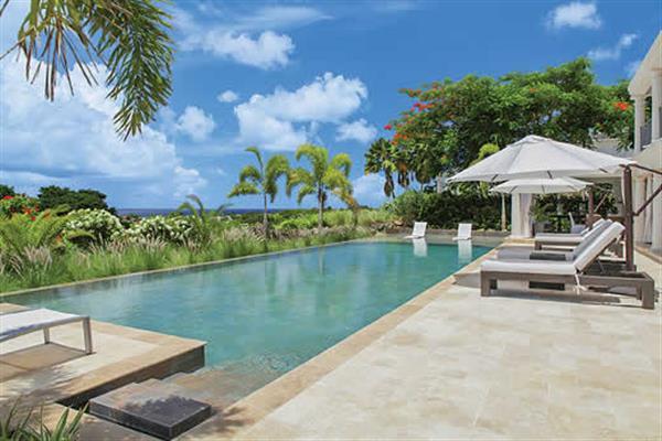 Villa Palm Paradise in Barbados
