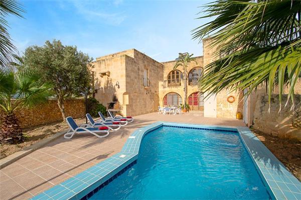 Villa Palma in Gozo