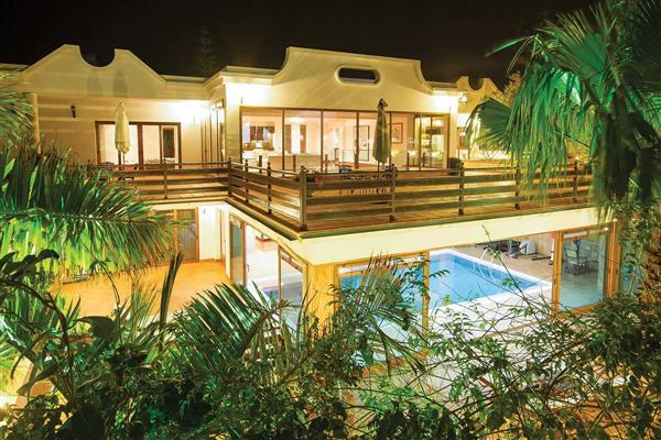 Villa Palmeras in Lanzarote