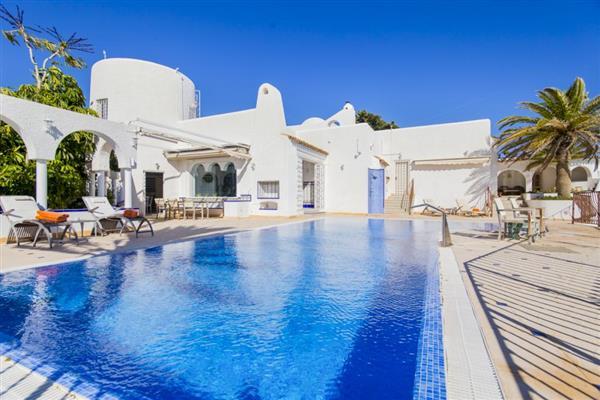 Villa Palmito in Alicante