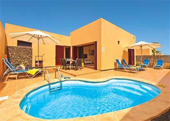 Villa Paloma in Fuerteventura