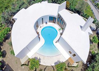 Villa Panacea in Rhodes