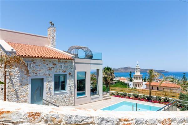 Villa Pano in Crete