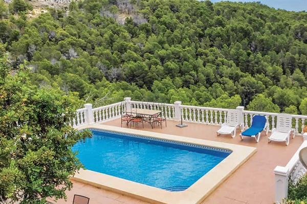 Villa Panorama in Spain