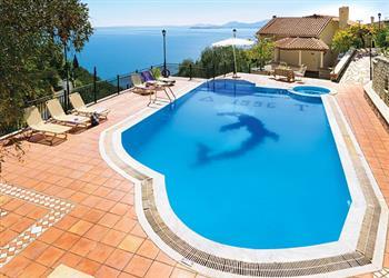 Villa Panorama, Corfu