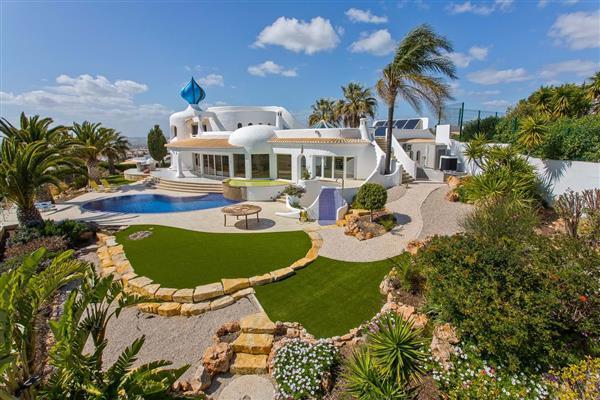 Villa Panoramica, Algarve, Portugal