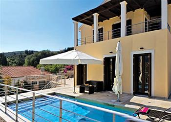 Villa Panorea in Kefalonia
