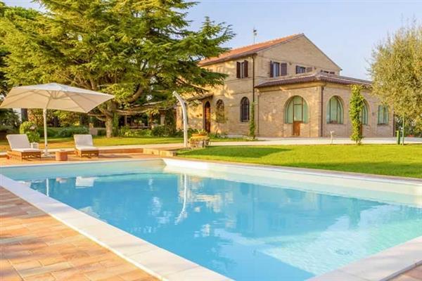 Villa Panperduto in Italy