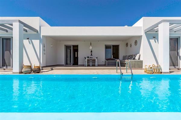 Villa Paparouna from James Villas