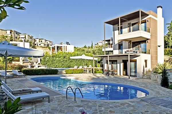 Villa Paparouna in Epirus