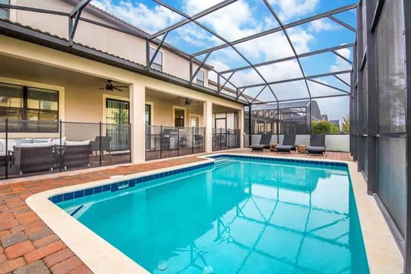 Villa Papaya, Champions Gate, Orlando - Florida With Swimming Pool