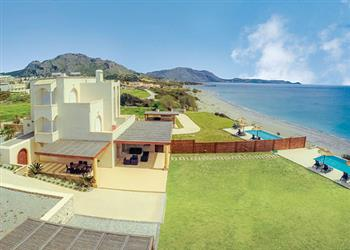 Villa Paradise Beach II in Rhodes