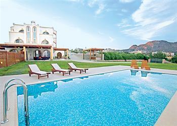 Villa Paradise Beach in Rhodes