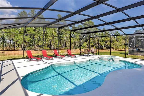 Villa Paradise Found, Disney Area and Kissimmee, Orlando - Florida With Swimming Pool