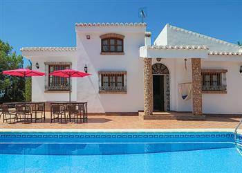 Villa Paradise in Spain