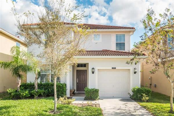 Villa Paradise Palms 5 Bed Ocean, Paradise Palms, Orlando - Florida With Swimming Pool