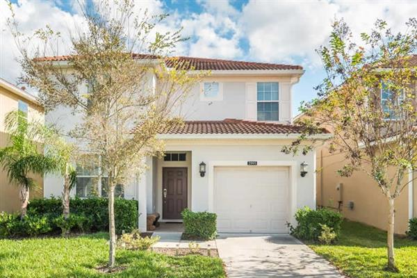 Villa Paradise Palms 6 Bed Ocean in Florida