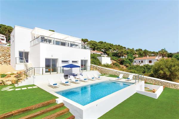 Villa Paradise in Menorca