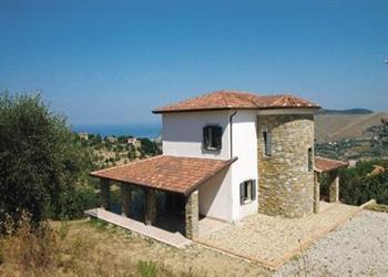 Villa Paradiso in Provincia di Salerno