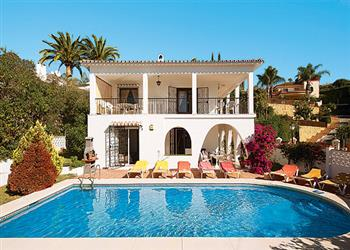 Villa Paradiso in Spain
