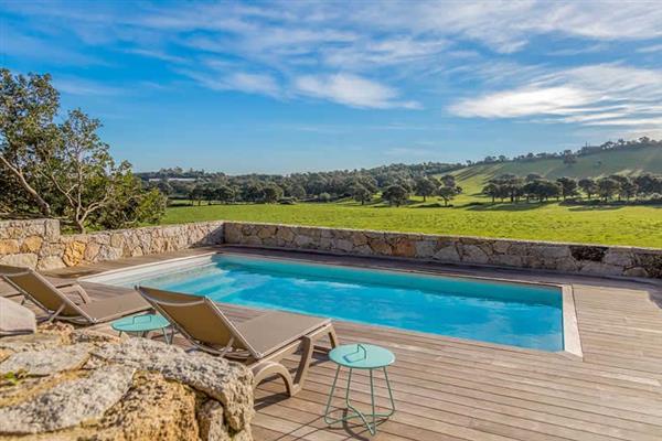 Villa Paradisu in Corsica