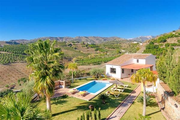 Villa Paraiso in Spain