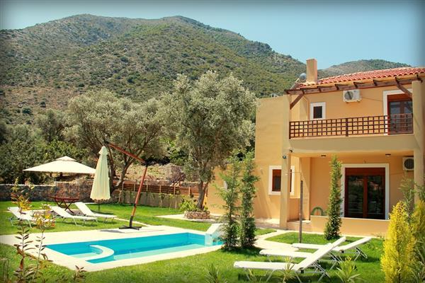Villa Pathos in Crete