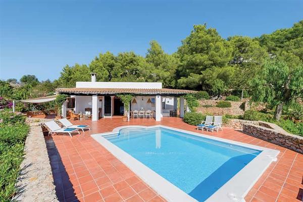 Villa Patri in Ibiza