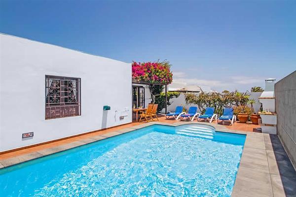 Villa Patricio in Lanzarote