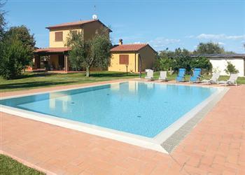 Villa Patrizia in Italy