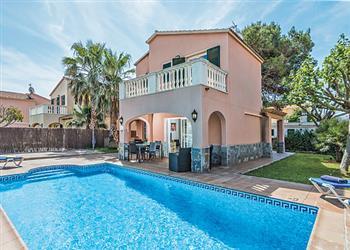 Villa Paula in Menorca
