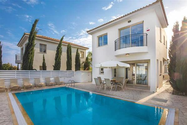 Villa Peach Palm in Cyprus