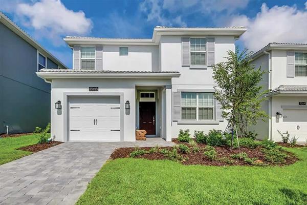 Villa Peachtree, Champions Gate, Orlando - Florida With Swimming Pool