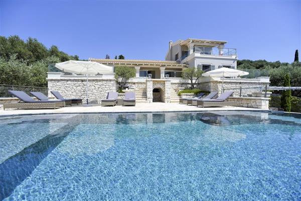 Villa Pearl in Ionian Islands
