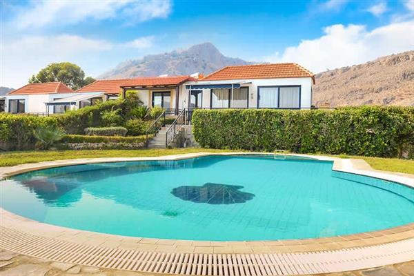 Villa Pebble in Rhodes