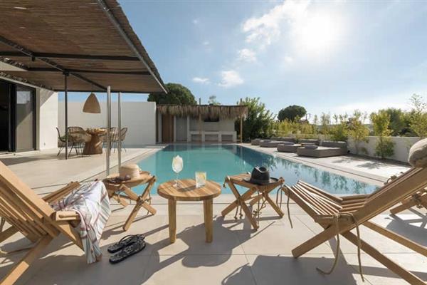 Villa Pefkos Dream from James Villas
