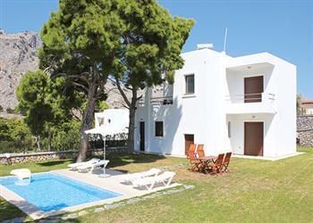 Villa Pefkos Hillside II in Rhodes