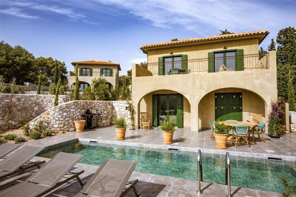 Villa Pelagia in Ionian Islands