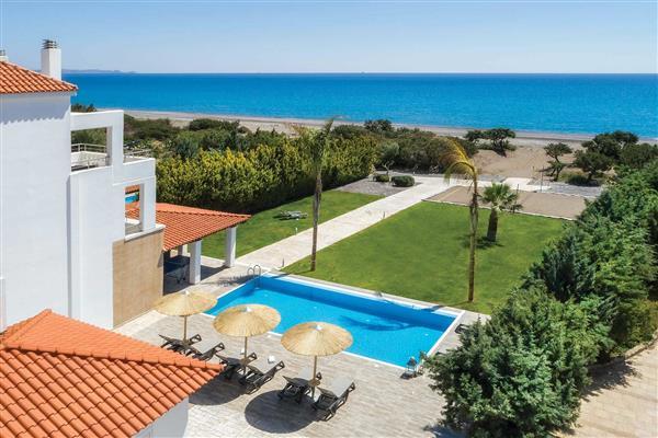 Villa Pelagos Blue ( Gennadi) in Rhodes